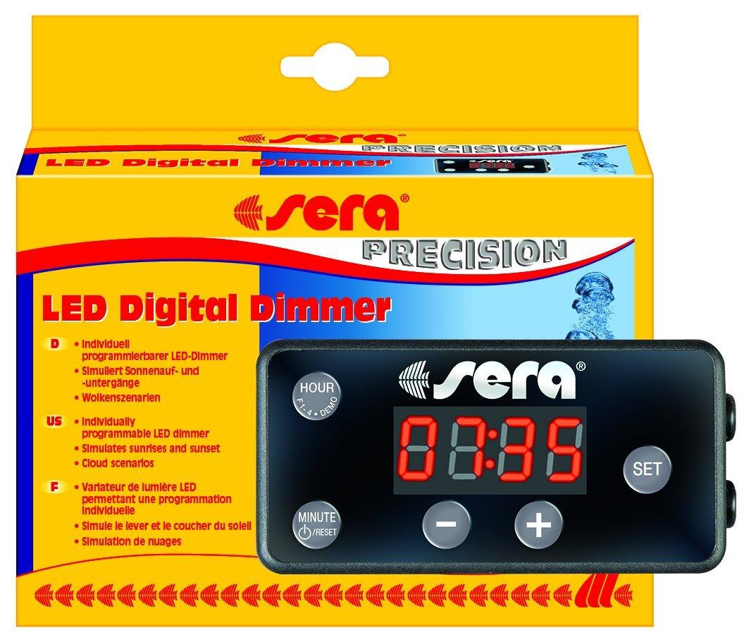 Sera 31070 LED Digital Regulador - con simulación de Dos Wolke escenarios y Distintas Control Individual LED de iluminación: Amazon.es: Productos para ...