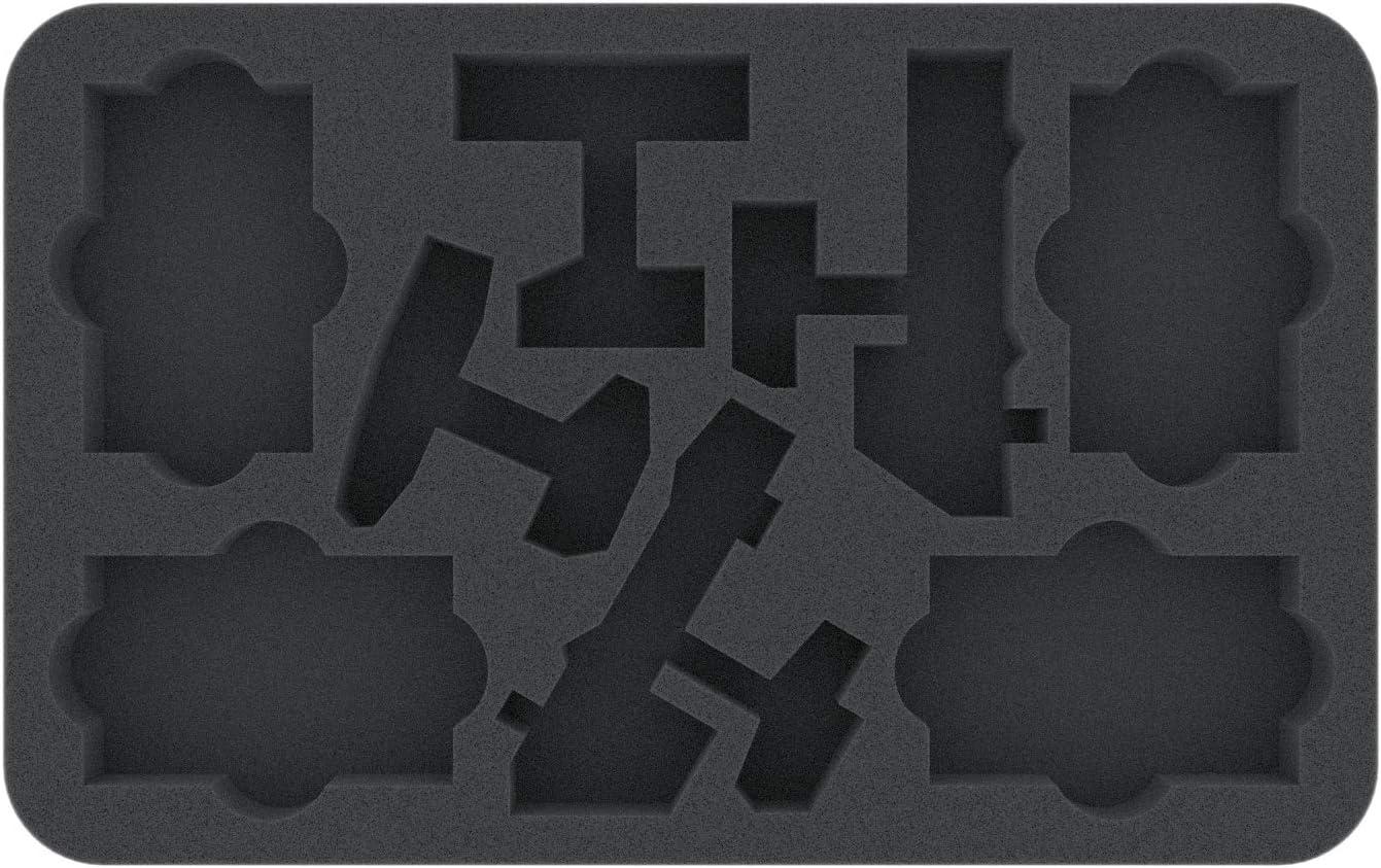 Feldherr HSBX030BO Foam Tray for Star Wars Armada CR90 Corvete and Nebulon-B Frigate: Amazon.es: Juguetes y juegos