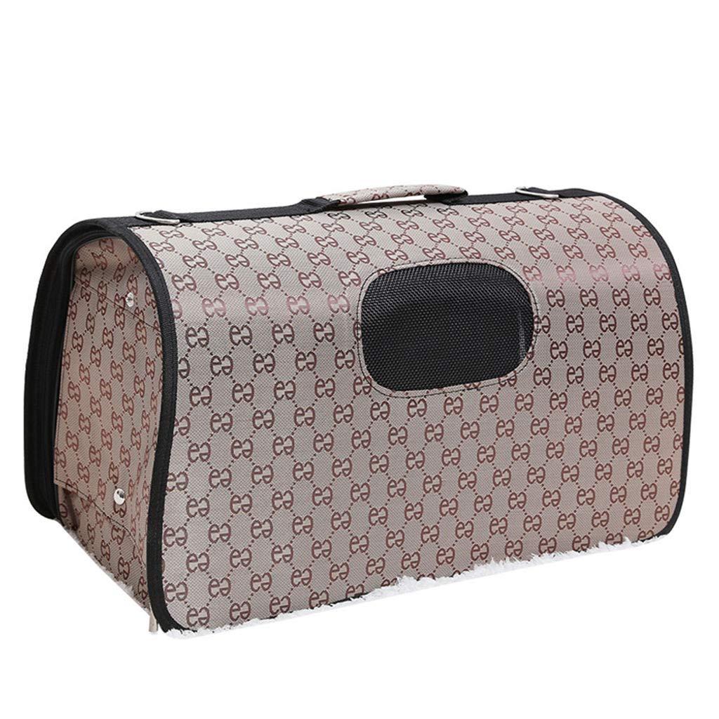 9 L 9 L Pet Carrier Backpack Waterproof Soft Breathable Safety Comfortably Foldable Travel Pet Shoulder bag-9-M