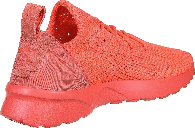 uk availability 53804 574a2 Amazon.com | adidas Originals Women's Zx Flux Adv Virtue ...