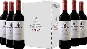 Caja de Marqués de Griñón Caliza - 6 botellas x 750 ml: Amazon.es: Alimentación y bebidas