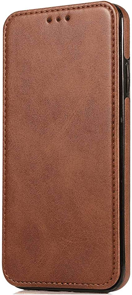 Huawei Mate 20 LITE Flip Case Cover for Huawei Mate 20 LITE Leather Extra-Protective Business Kickstand Card Holders Cell Phone case with Free