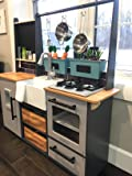Cute & trendy combine with fun details to make the perfect kitchen!