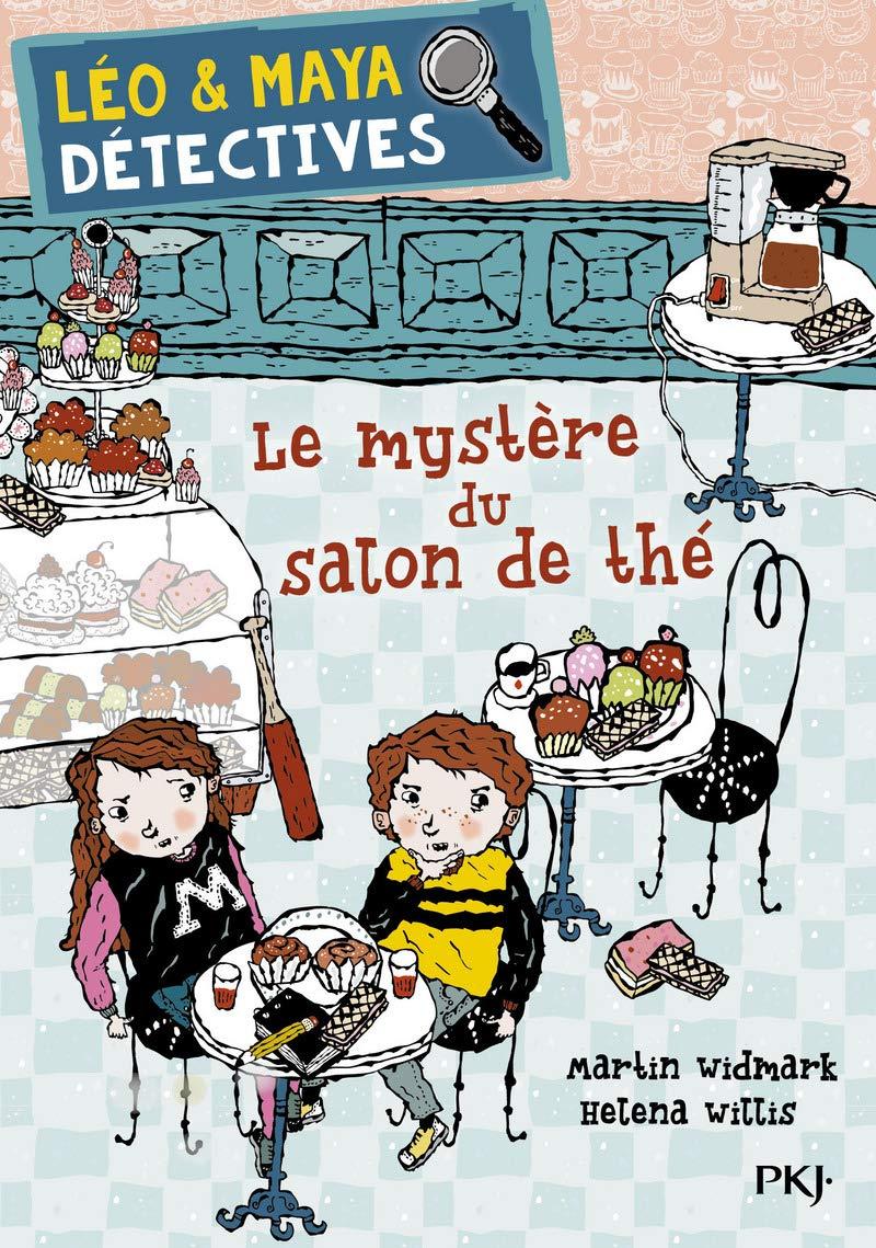 Léo et Maya, détectives - tome 06 : Le mystère du salon de thé (6)