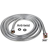 Shower Hose Stainless Steel FB