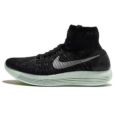 buy popular 96688 0923a ... Nike Womens Wmns Lunarepic Flyknit LB, MIDNIGHT PACK-BLACKMETALLIC  PWTR-ANTHRACITE ...