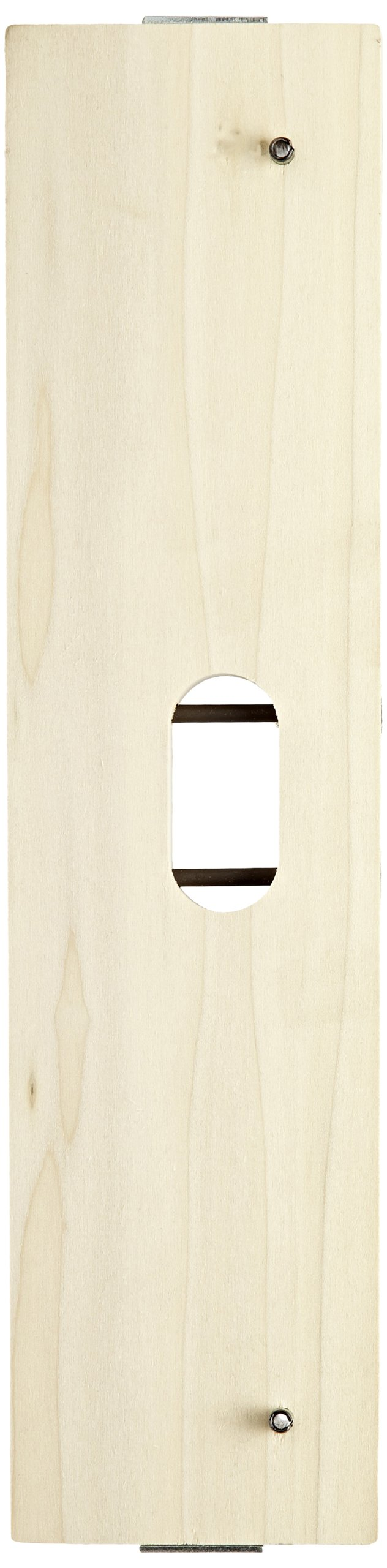 SOSS Wood Router Guide Template for #204 Invisible Hinges, 3/8'' Bit