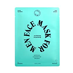 Top 10 Best Face Mask for Men (2021 Reviews & Buying Guide) 4