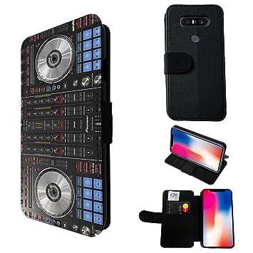 001061 - Cool Fun mezclador de DJ para tocadiscos diseño retro de ...