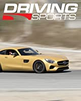 Driving Sports TV: One Lap in the Mercedes-Benz GT-S