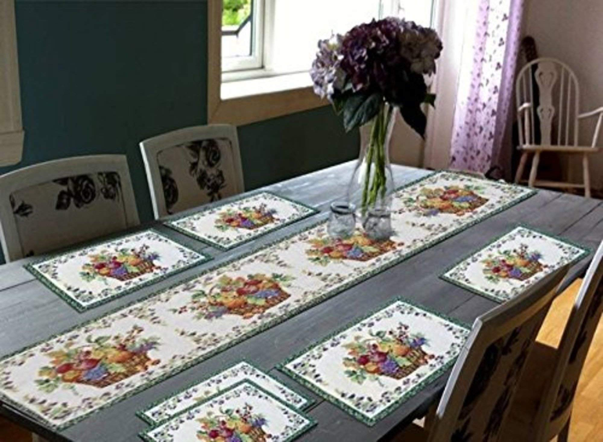 Galaxy Home Decor Dining Table Runner Wi Buy Online In Canada At Desertcart