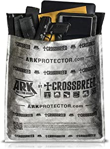 "CrossBreed EMP Proof Large Protective Bag, 19 1/2"" x 22"", ARK Protector Series The Resister -"