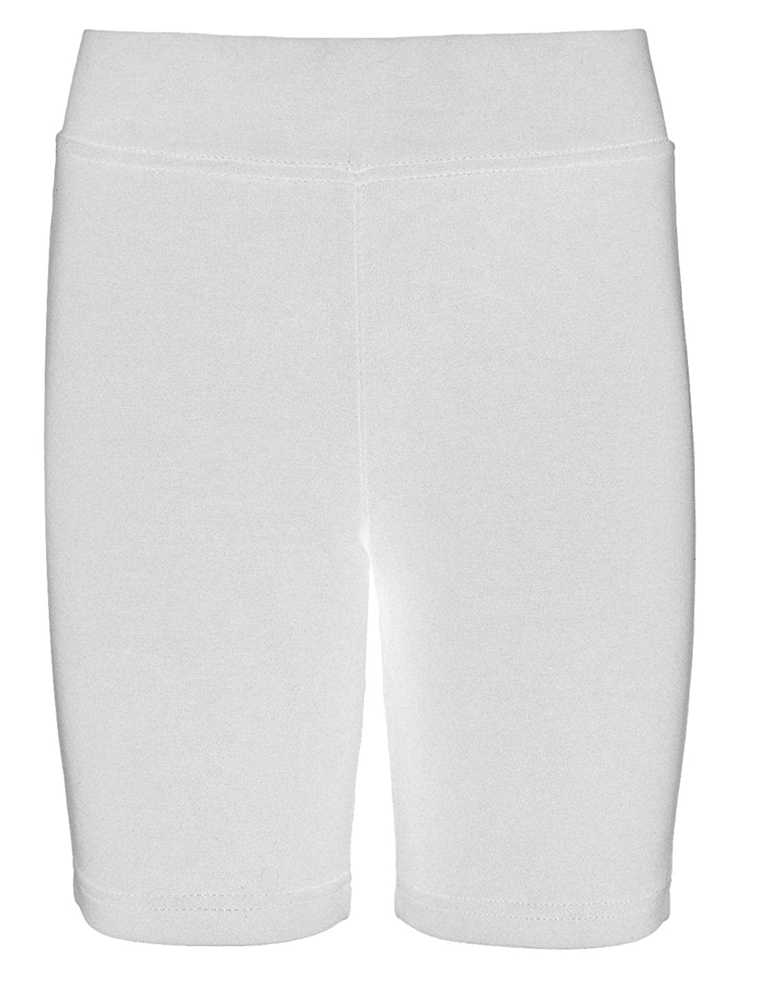 Love Lola Childrens Cycle Shorts Girls Dance Exercise Kids PE Athletics Cycling Pants Over The Knee Ballet Stretch Running Irish Dancing School Shorts by Brody /& Co/®