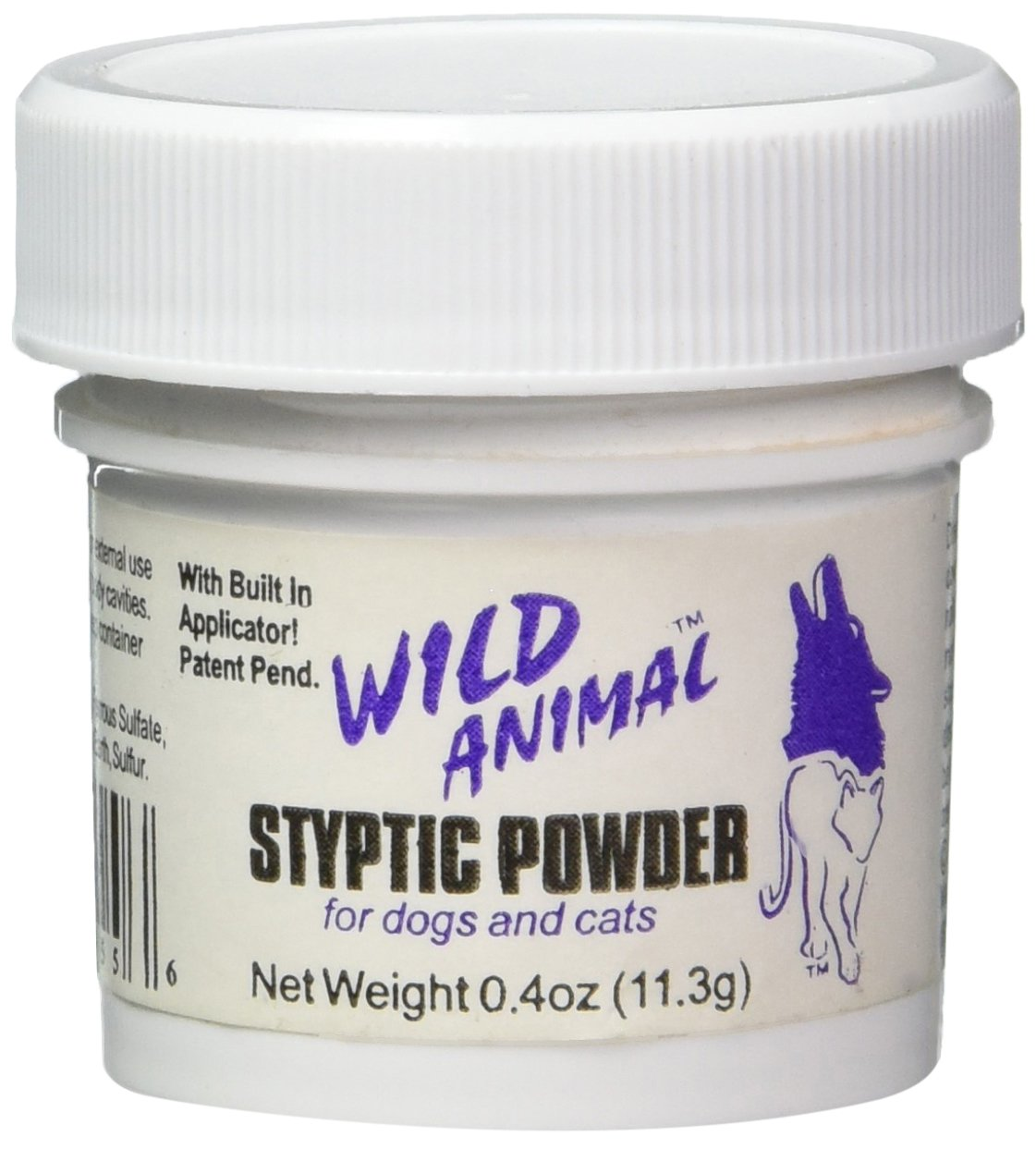 Wild Animal Styptic Powder