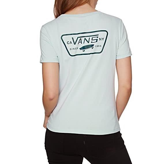 vans apparel full patch crew