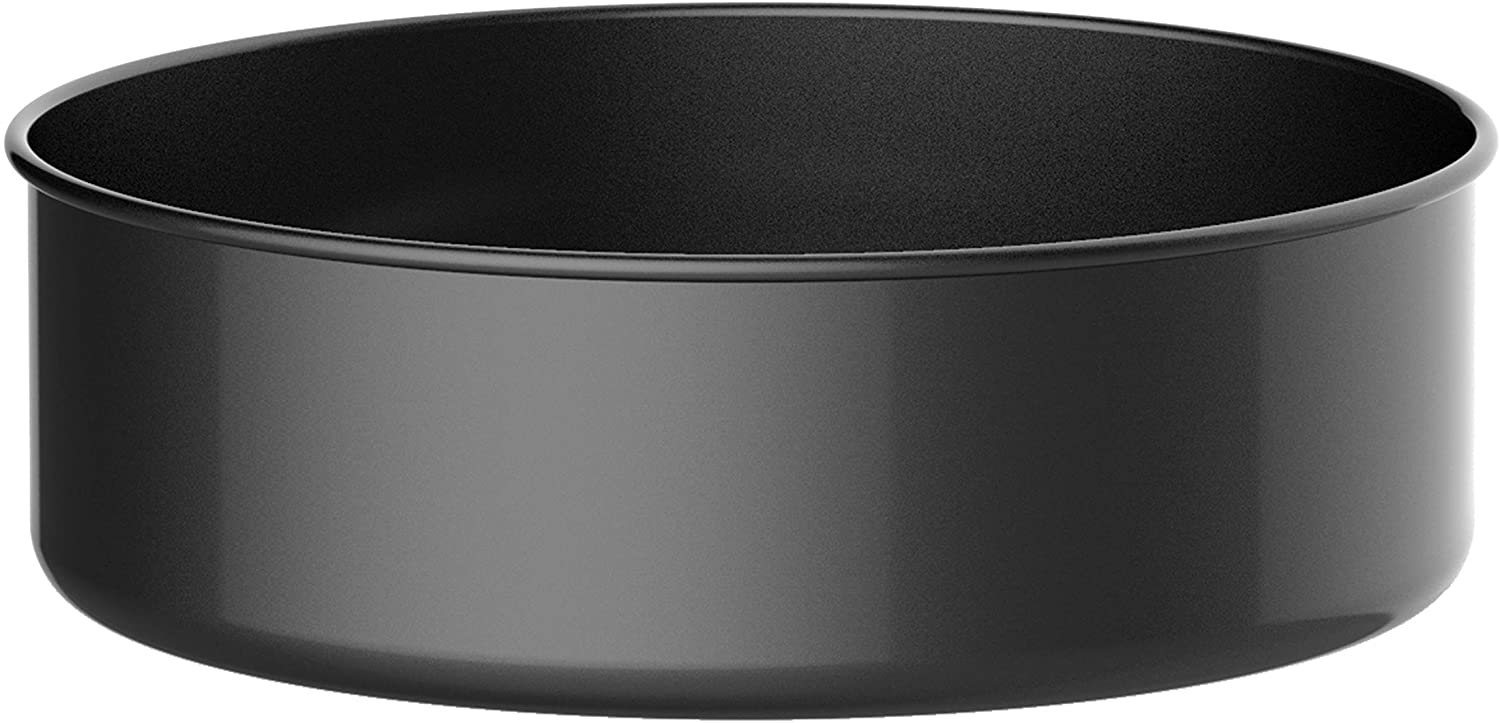 Ninja AOP100BRN Foodi Accessory Multi-Purpose Pan, 6.5 qt. & 8 qt, Grey