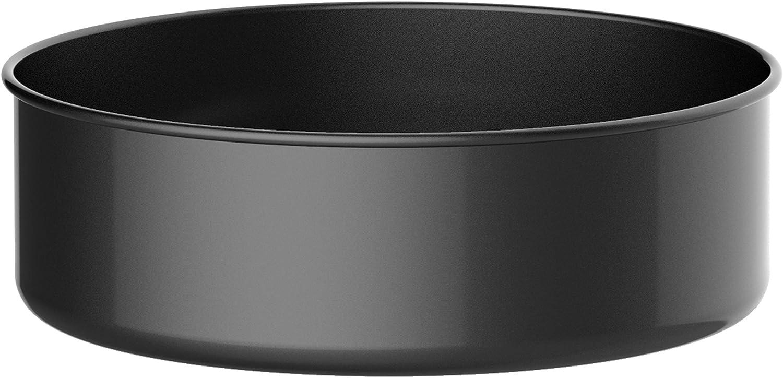 Ninja AOP100BRN Foodi Accessory Multi-Purpose Pan, 6.5 qt. & 8 qt, Grey