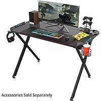 Deals on Eureka X1-S Gaming Desk Gaming Computer Desk