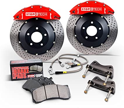 StopTech Brake Rotor 83.323.4700.52 Front