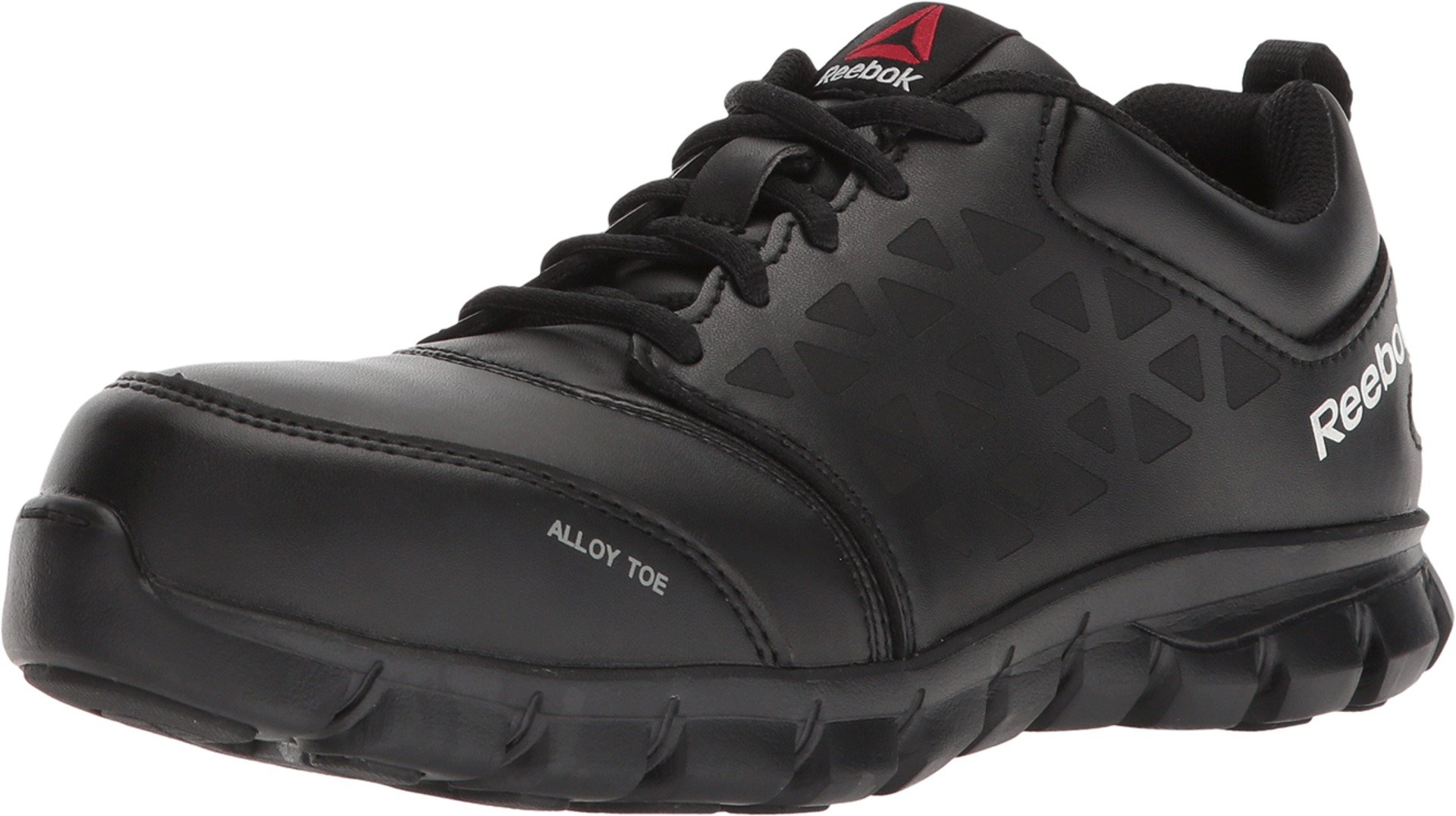 Reebok Work Women's Sublite Cushion Work Black 1 8 D US by Reebok Work