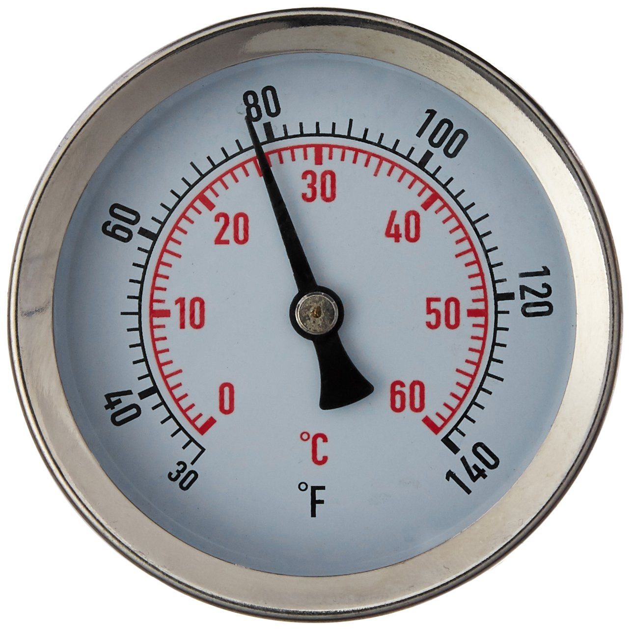 Rapide Fermente Thermomè tre Home Brew Stuff Fast Ferment Thermometer Stainless Steel