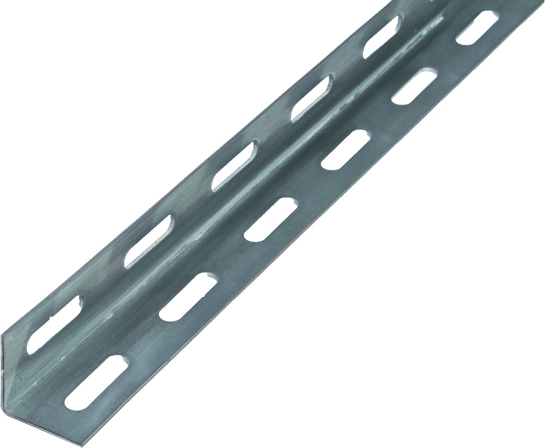 40/mm x 3/m Wolfpack 21030270 Corni/ère peinte pour /étag/ères