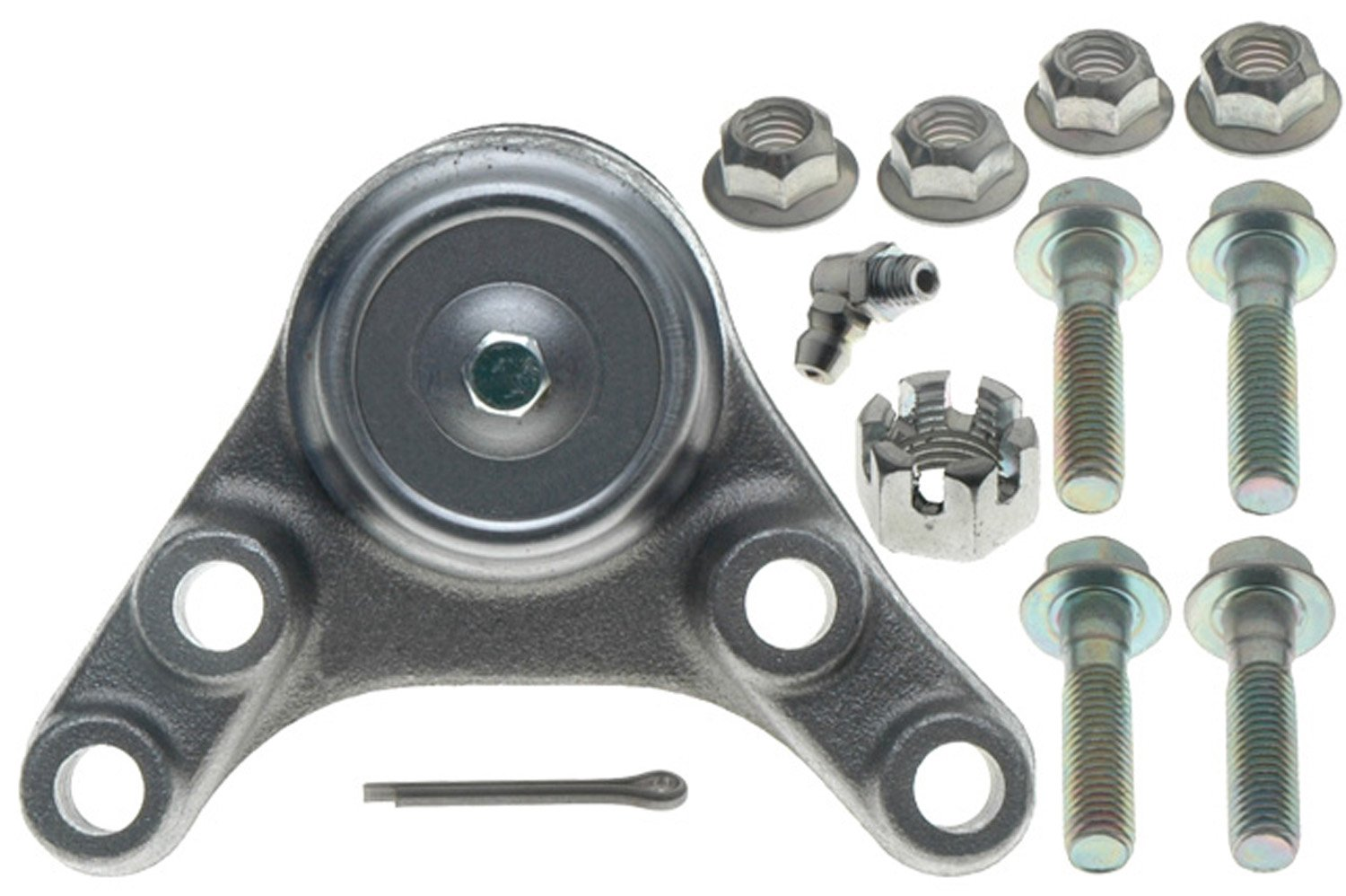 ACDelco 45D0099 Professional Front Driver Side Upper Suspension Ball Joint Assembly