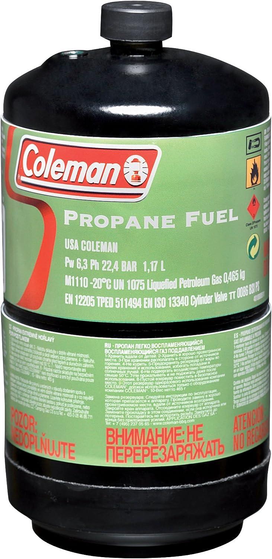 Coleman - Cartucho de gas propano (465 g): Amazon.es ...