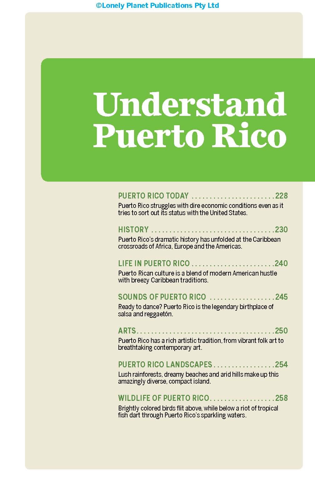 Lonely Planet Puerto Rico (Travel Guide): Lonely Planet, Liza Prado, Luke  Waterson: 9781786571427: Amazon.com: Books