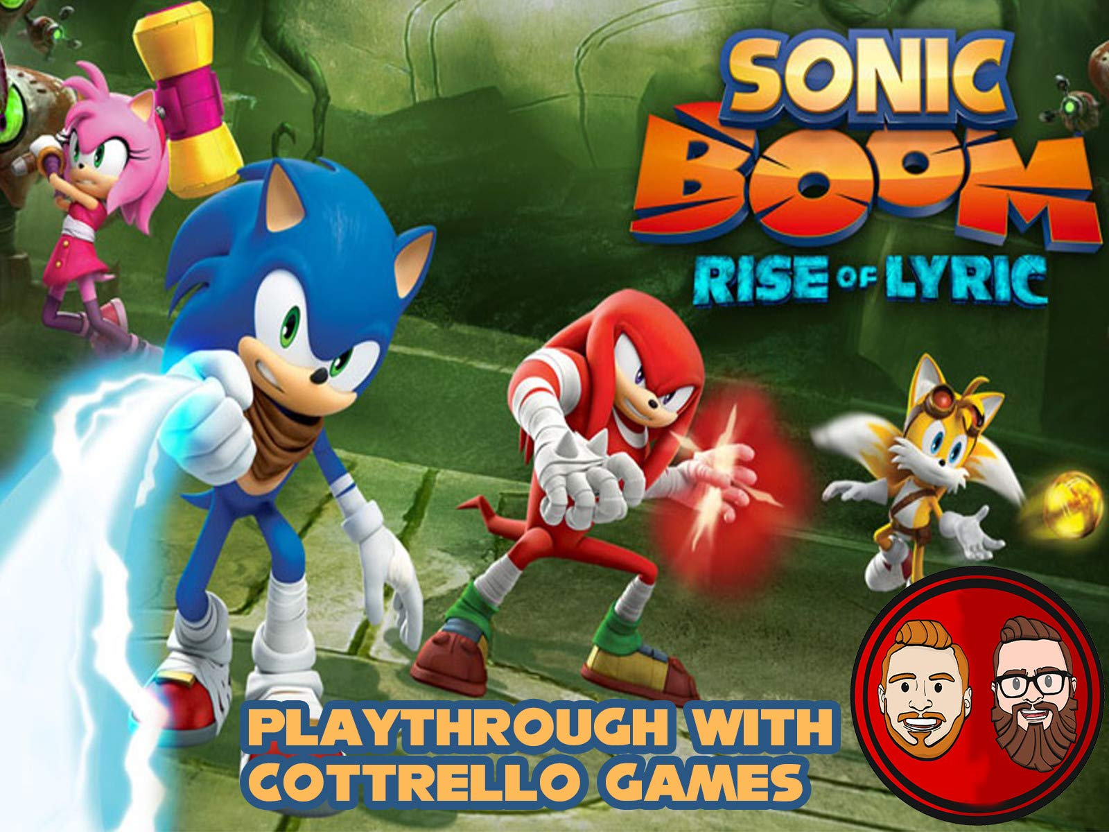 Sonic Boom Rise of Lyric Playthrough with Cottrello Games