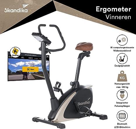 skandika Vinneren - Bicicleta estática - Elección del sillín ...