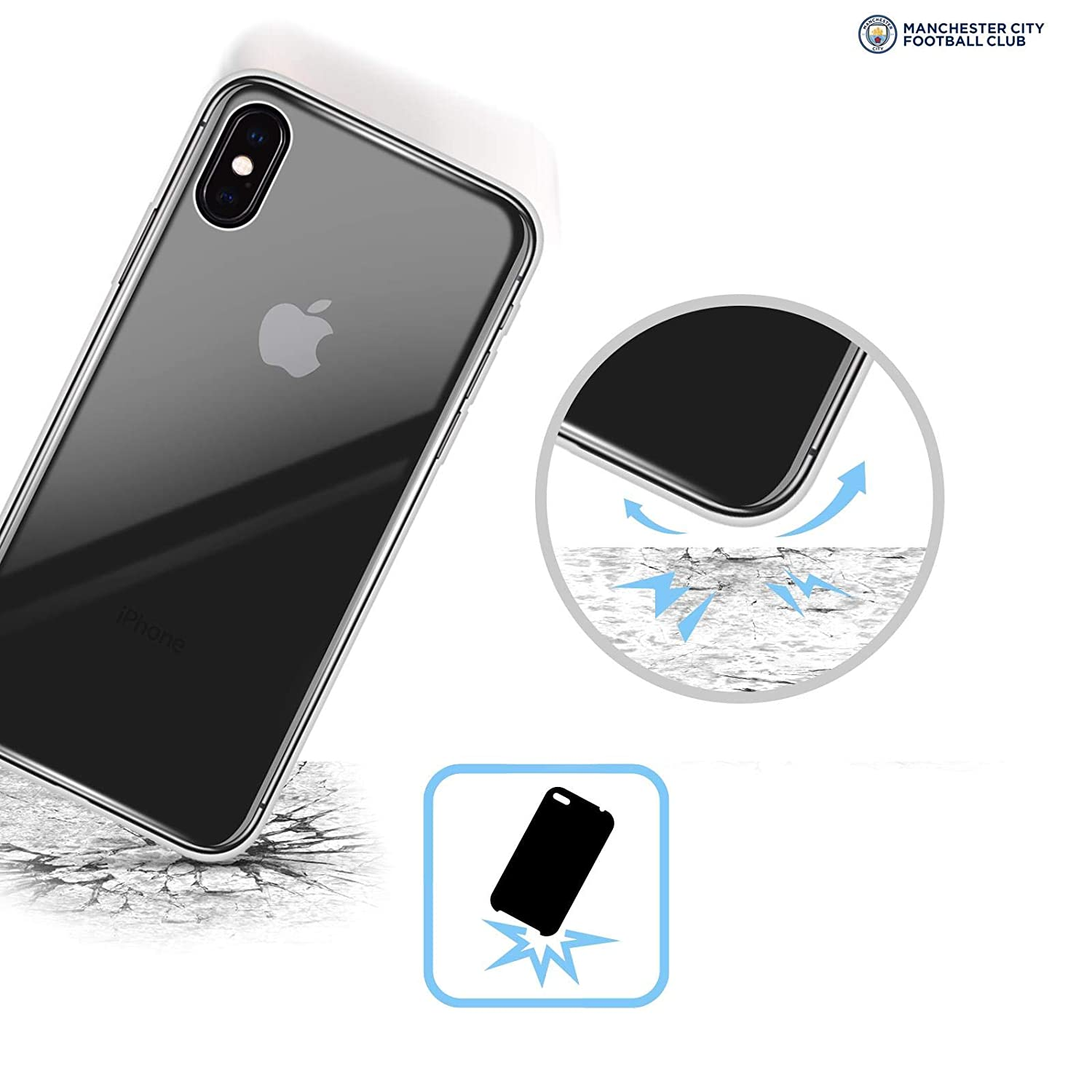 coque iphone xs manchester city