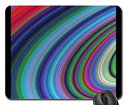 Amazon com : Mouse Pads - Hurricane Background Space Dream