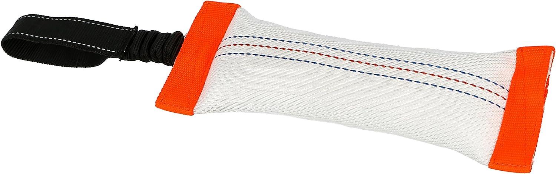 wei/ß//orange Kerbl 80774 Trainingsdummy mit Schlaufe