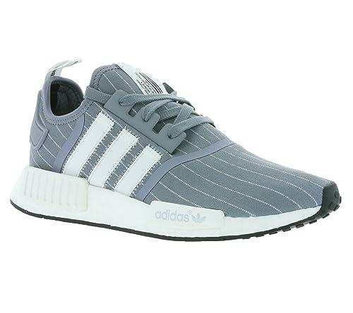 c2055370f459 adidas Originals NMD R1 Bedwin Sneaker Grey BB3123  Amazon.co.uk ...