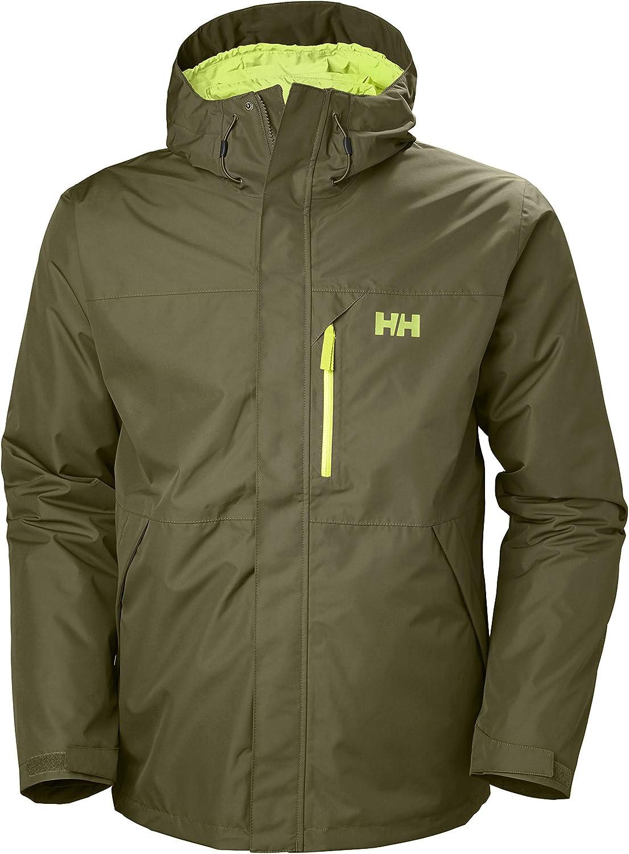 3-in-1 Helly Hansen Squamish CIS Rain Jacket