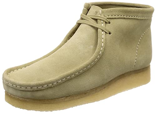 91b50e2c119 Clarks Originals Wallabee Boot In Maple Suede: Amazon.co.uk: Shoes ...