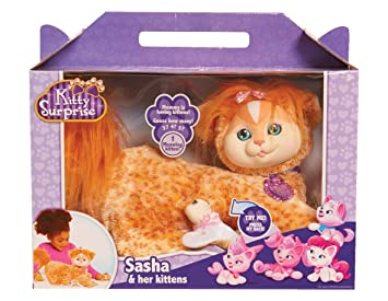 Hello Kitty peluche sorpresa: Sasha (Ginger) – Wave 5