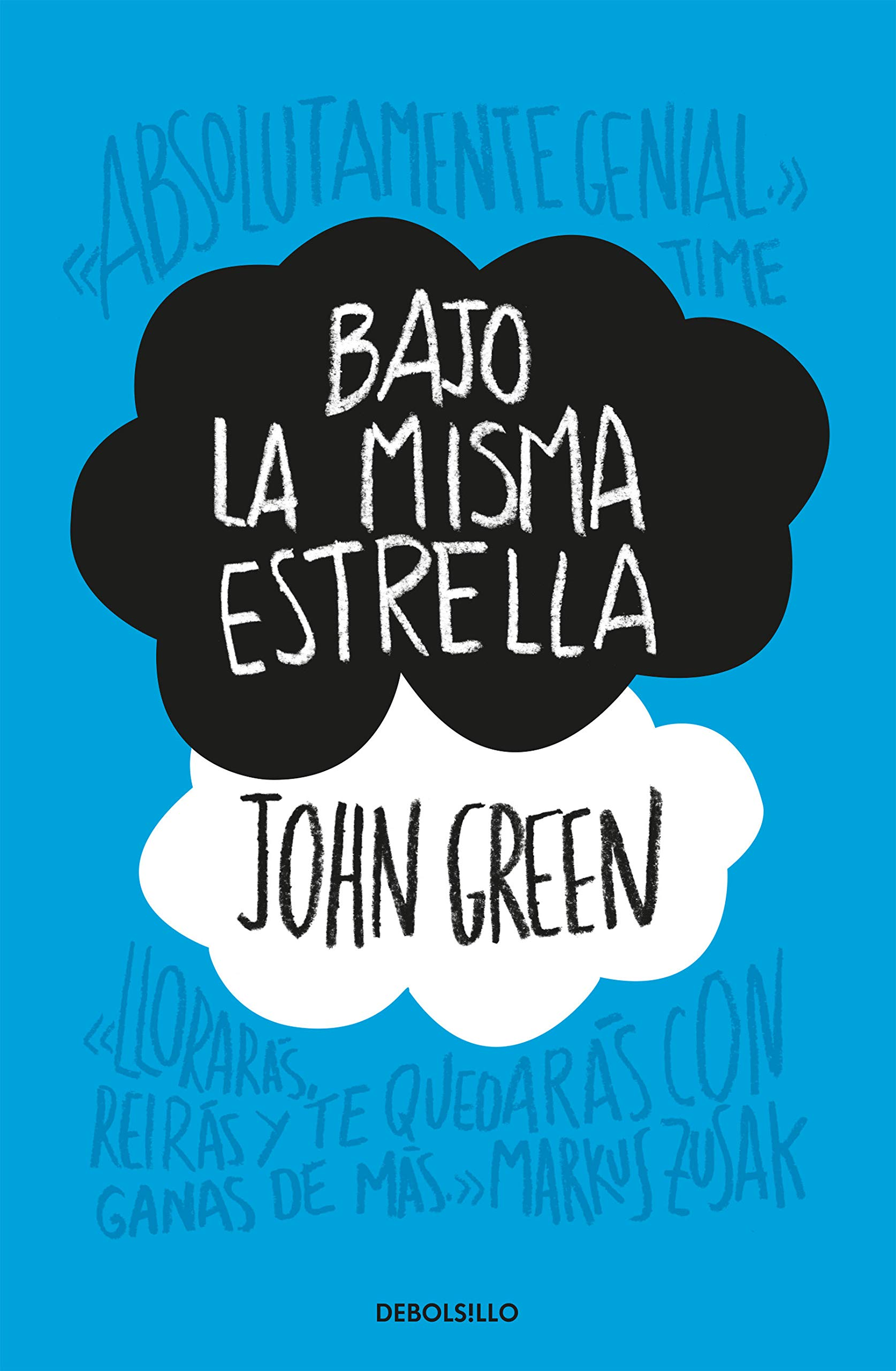Amazon.com: Bajo la misma estrella / The Fault in Our Stars (Spanish  Edition) (9781644730034): Green, John: Books