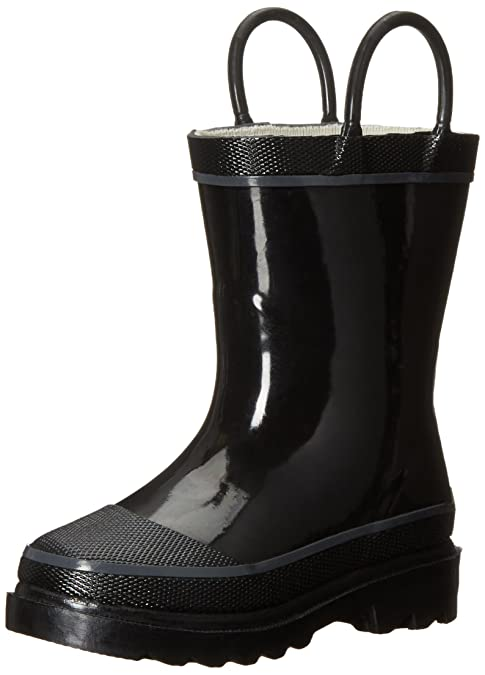 55f2a2fe5f20a Western Chief Kids Solid Firechief Rain Boot: Amazon.ca: Shoes ...