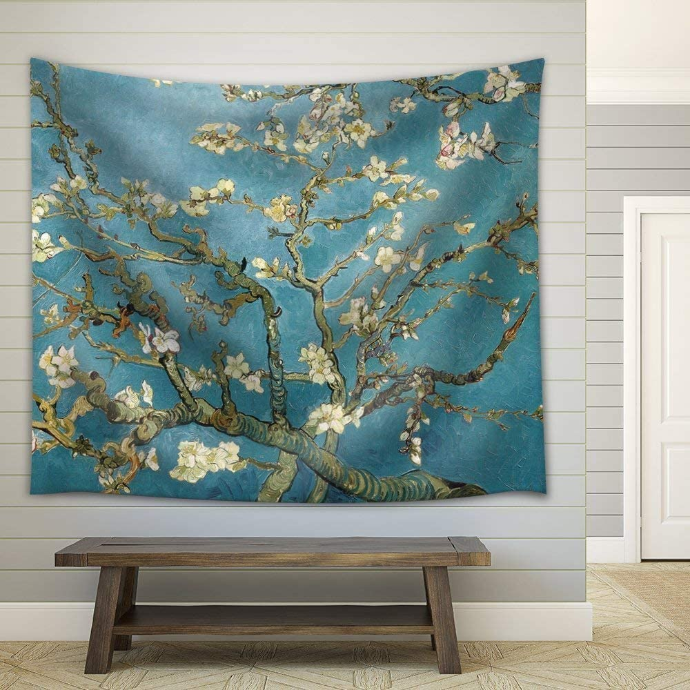 Beach Throw GT06-dark green Table Runner//Cloth Light-weight Polyester Fabric Hippie Hanging wall decor Tapestry with Tropical palm leaves Decor Tapestry Pattern Couch Throw Blanket 200*150 CM