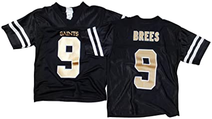 7bbd955e5 Outerstuff Drew Brees New Orleans Saints Black Youth Jersey Large 14 16