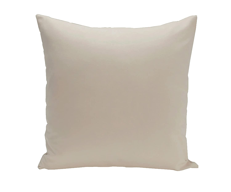 E by design Decorative Pillow Latte