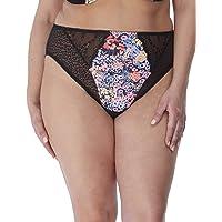 Elomi Women's Plus Size Lucie High Leg Brief