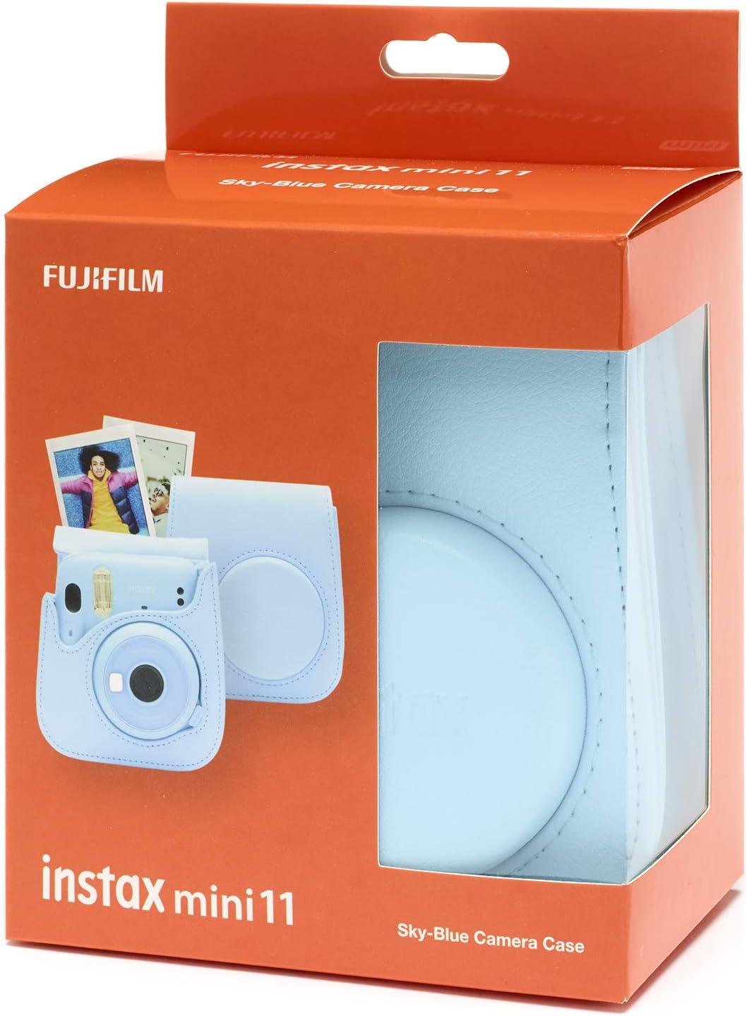 Instax Mini 11 Camera Case Sky Blue Kamera