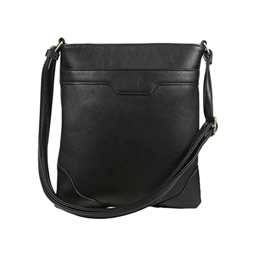 325f36161d Multi Pocket Crossbody Bags for Women Crossover Bag Functional Travel Purse Large  Crossbody Purse Over Shoulder