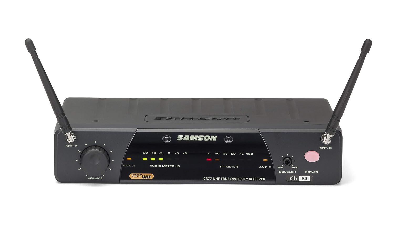 SW7A7SQE-K3 492.425 MHz Channel K3 Left Samson 6 String AirLine 77 AH7 Fitness Headset Wireless System