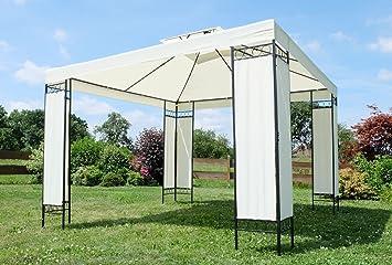 Festzelt Pavillon Design : Amazon eleganter gartenpavillon pavillon meter model