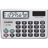カシオ パーソナル電卓 税計算 マルチ換算 カードタイプ 8桁 SL-650A-N