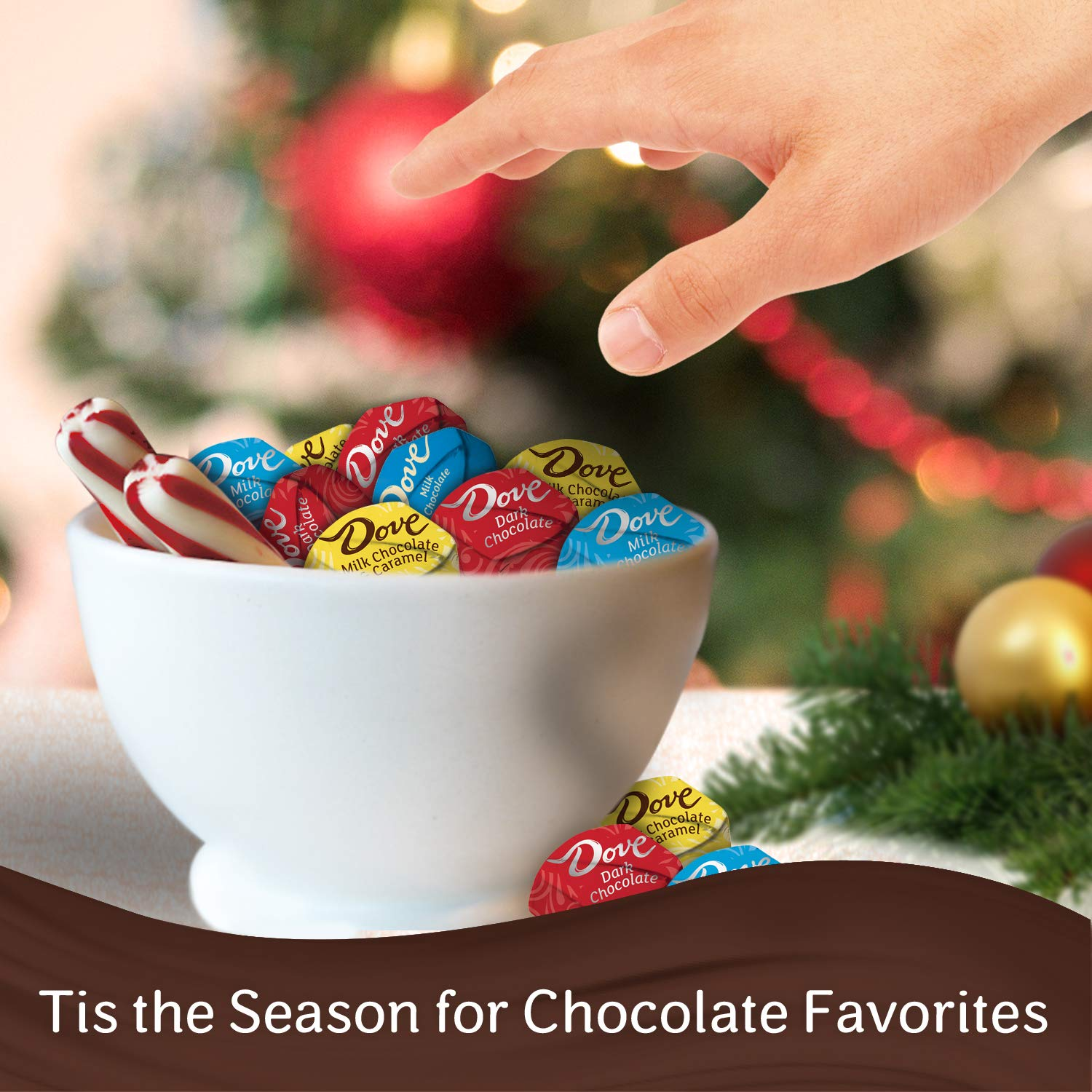 Amazon DOVE PROMISES Variety Mix Chocolate Candy 43 07 Ounce